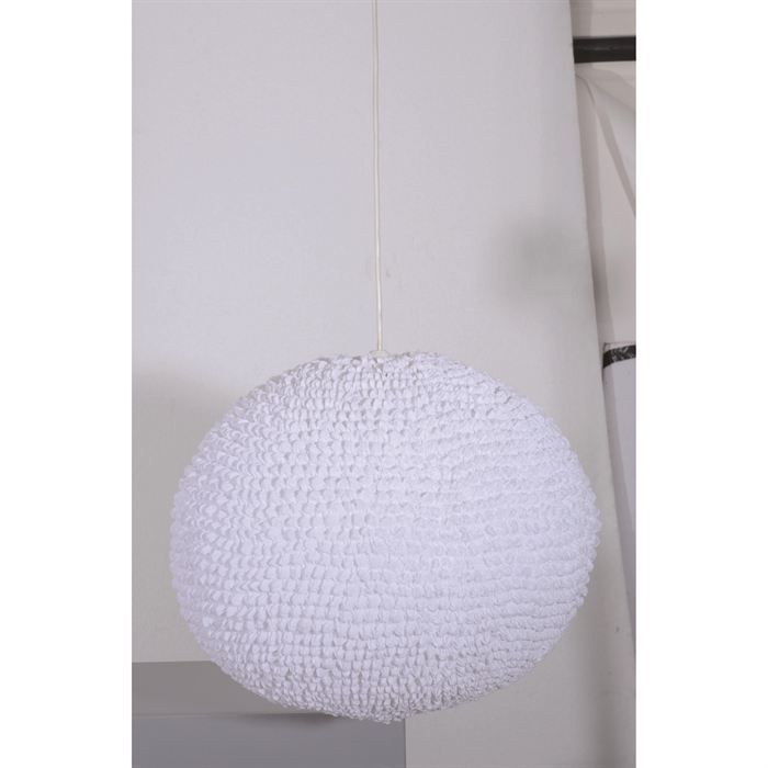 Suspension pineapple achat vente suspension boule cdiscount - Lampe suspension boule ...