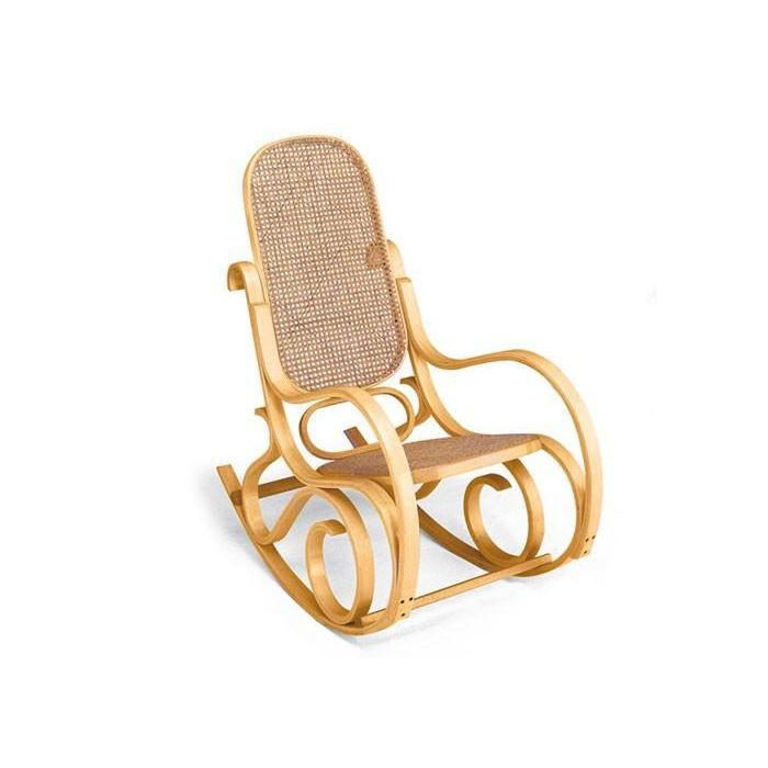 rocking chair rotin achat vente rocking chair rotin pas cher cdiscount. Black Bedroom Furniture Sets. Home Design Ideas