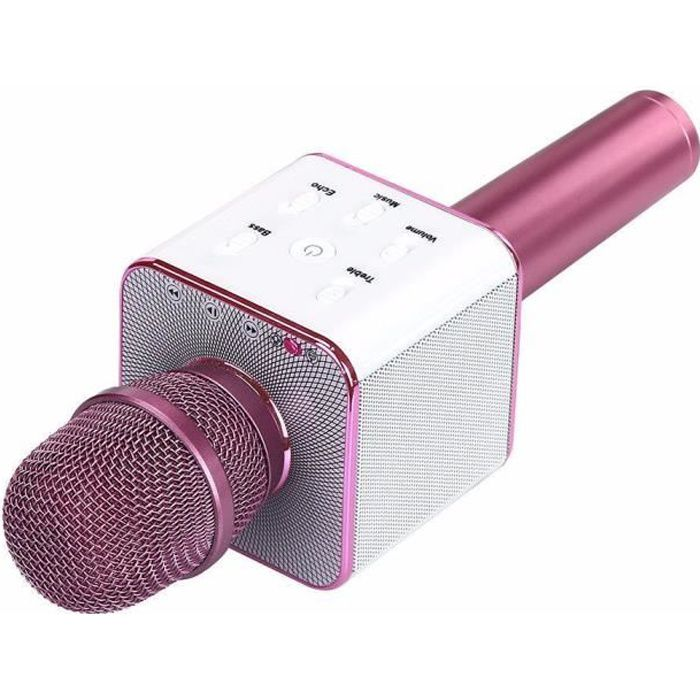 microphone karaoke bluetooth sans fil achat vente microphone karaoke bluetooth sans fil pas. Black Bedroom Furniture Sets. Home Design Ideas