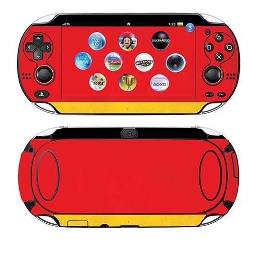 skin stickers pour sony ps vita sticker germany flag. Black Bedroom Furniture Sets. Home Design Ideas