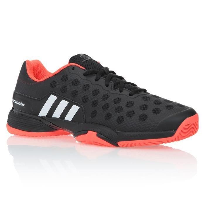 ADIDAS Chaussures Tennis Barricade 9 Junior Prix pas cher