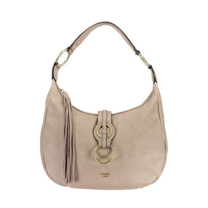 Sac Bandouliere Guess Dixie Beige - Achat   Vente Sac Bandouliere ... caa886ebe61
