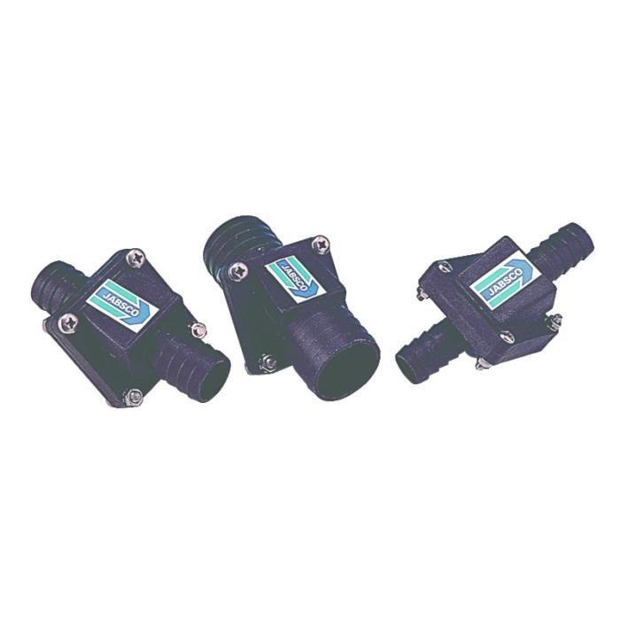 GESTION EAU À BORD Amazon nrv 38mm (1.5') - Clapet anti-retour 38 mm-