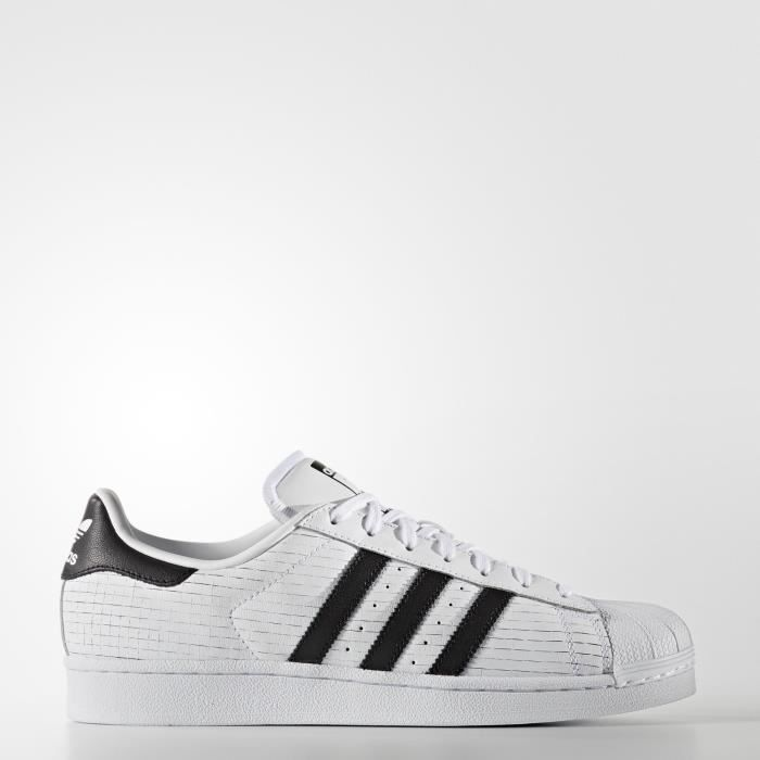 Adidas Originals Adidas Superstar Foundation Casual Sneaker CDSQE Taille-38 1-2 5KhaFlQ