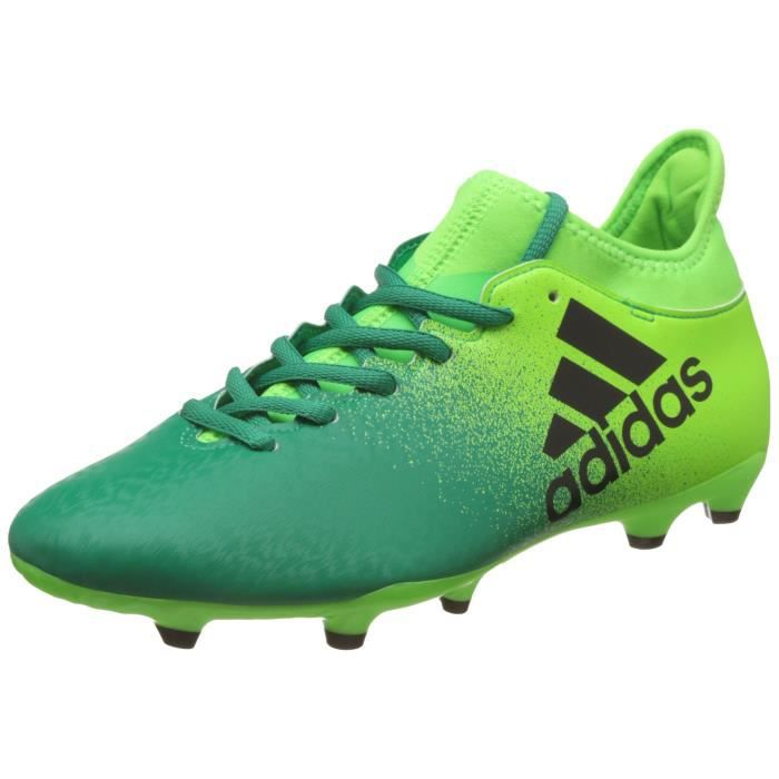Adidas Men's X 16.3 Fg Football Boots 3M8Q4I Taille 39