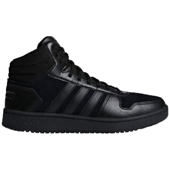 Adidas Noir Hoops Chaussures Achat Basket 20 Vente Mid 3A54RjqL