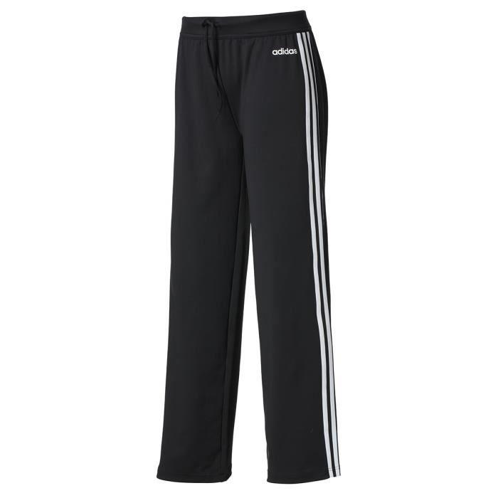 ADIDAS Pantalon D2M S F K 3S L - Femme - Noir
