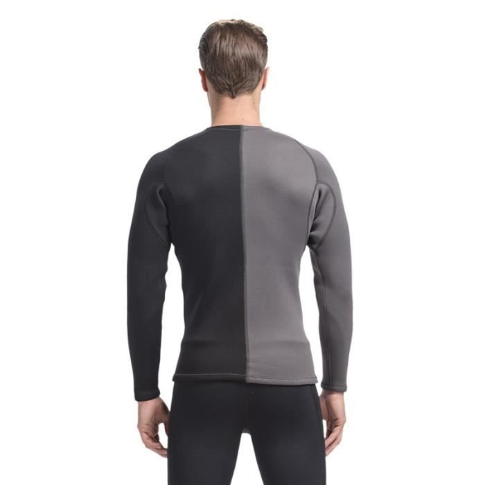 De Homme Maillot Warmup 3mm Neoprene Bain Combinaison rsthdCQ