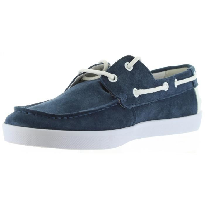Chaussures bateau pour Homme LACOSTE 33CAM1010 KEELLSON 003 NAVY NhX6axzOw