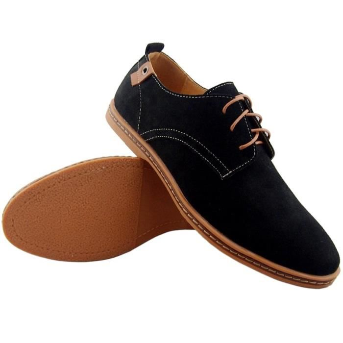 Cuir Oxford chaussures LOYHH Taille-39 1-2 ZZlcsTYi