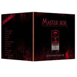 DVD SÉRIE DVD Coffret masters of horror intégrale, saison 1