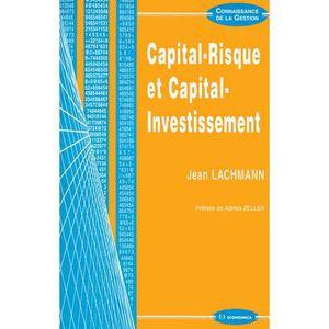 LIVRE GESTION Capital-risque et capital-investissement