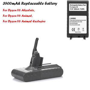 ASPIRATEUR ROBOT Batterie 3500mAh 21.6V pour aspirateur animal Abso