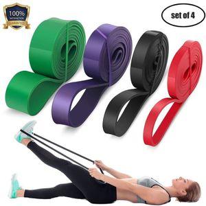 BESTOPE ® Fitness Exercice Bandes Entraînement Sangle Exercice Lo... Bandes de résistance