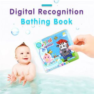LIVRE D'ÉVEIL LIVRE D'EVEIL Baby shower de bain Anglais Cartoon