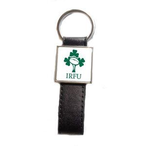 PORTE-CLÉS Porte-clés acier/simili cuir Rugby Ireland (Irland