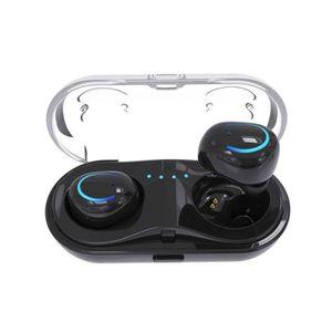 OREILLETTE BLUETOOTH Oreillette Bluetooth Q18 Noir