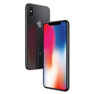 SMARTPHONE iPhone X 64 Go Gris Sideral Reconditionné