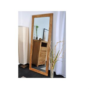 miroir chene massif achat vente miroir chene massif pas cher cdiscount. Black Bedroom Furniture Sets. Home Design Ideas