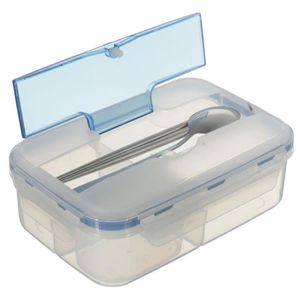 LUNCH BOX - BENTO  AVANC Boîte à Repas Bento Déjeuner Bol Soupe Bague