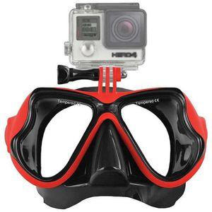 FIXATION - ROTULE Masque de Plongée pour Caméra Action Sport GoPro H