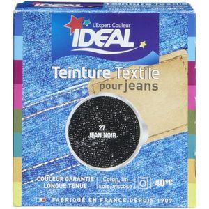 TEINTURE TEXTILE IDEAL Teinture Liquide textile Maxi - Pour 27 jean