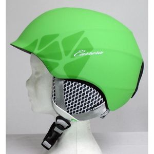 CASQUE SKI - SNOWBOARD Casque de ski Carrera C LADY green mat flower