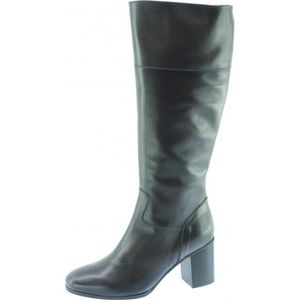 SON marque chaussures petites – tailles femme cuir PHILO patiné marron haut Plumers Botte luxe pointures talon petites WCBedrxo