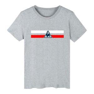 POLO T-shirt en coton pour hommes Maillot de l'équipe d
