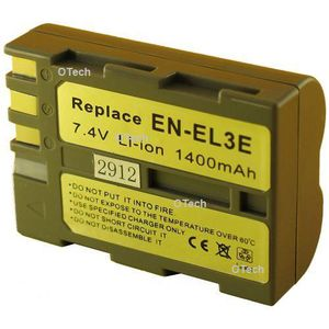 BATTERIE APPAREIL PHOTO Batterie pour NIKON D70 KIT