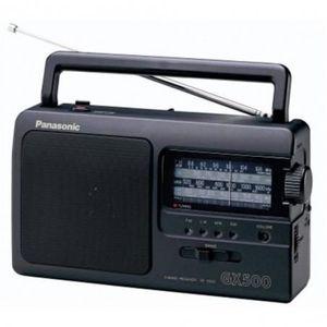 ENCEINTES FM-PO-GO-OC - Piles-Secteur - Loudness - HP 10 cm