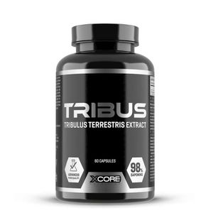 STIMULANT HORMONAUX XCORE - TRIBUS 60 caps - Testosterone