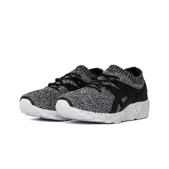 CHAUSSURES HOMMES SNEAKERS Asics Gel Kayano Trainer Knit [Hn7Q2 0190]