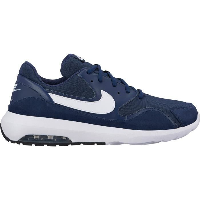 photos officielles 90a5f 6d430 NIKE Baskets Air Max Nostalgic - Homme - Bleu marine