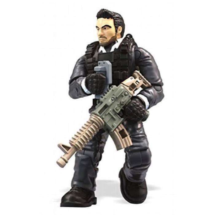 Jeu D'Assemblage Call Of Duty Makarov Set de construction Y0UMF