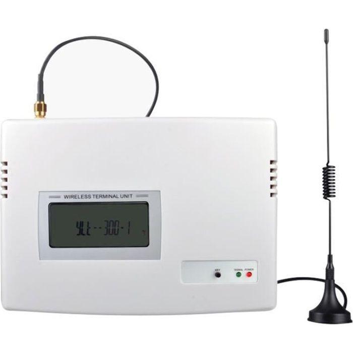 GSM module mobile sans fil GSM / CDMA terminaux fixes pour être PSTN GSM système d'alarme