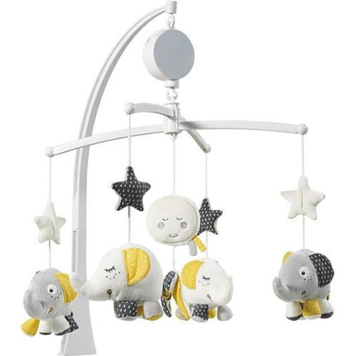 Mobile bébé musical babyfan