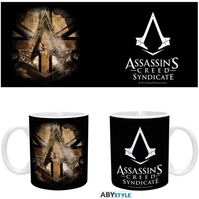 ABYSTYLE Mug Assassin'S Creed: L'Union Jack