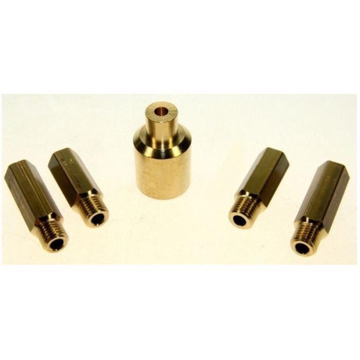 SACHET INJECTEURS GAZ NATUREL POUR CUISINIERE BRANDT 4604567 - * - GB500 - GB500-1(BRANDT) - GB50 - BVMPièces