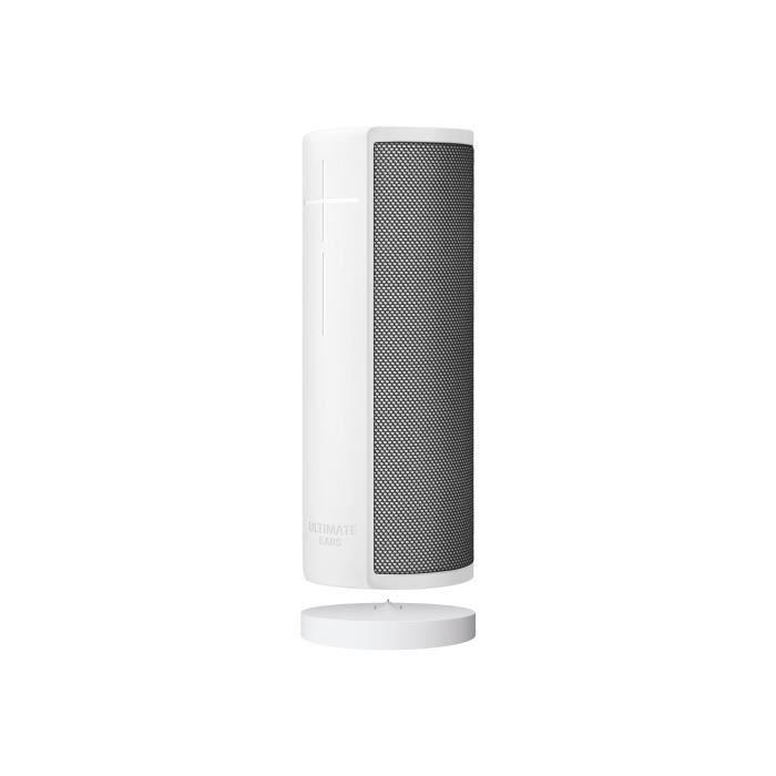 Ultimate Ears MEGABLAST Haut-parleur pour utilisation mobile sans fil Bluetooth, Wi-Fi blanc
