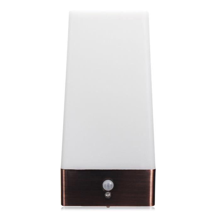 1pc capteur lumière Vintage sans fil Portable à piles magnétique lampe de Table veilleuse DETECTEUR DE MOUVEMENT - PHOTOCELLULE