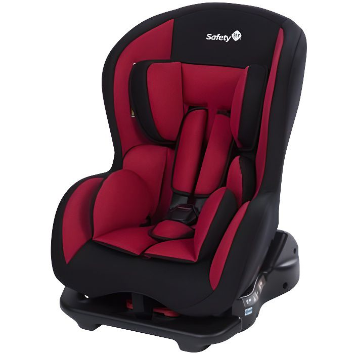 SAFETY 1ST Sweet Safe Siège auto grand confort 2 en 1 groupe 0+/1 - Full Red