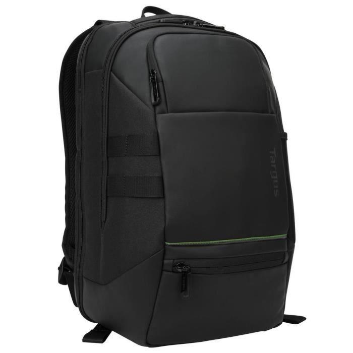Targus TSB921EU EcoSmart Sac à dos pour ordinateur portable 12,5 '' - 15,6 '' - Noir