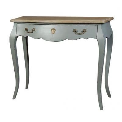 console baroque gris antique achat vente console console baroque gris antique cdiscount. Black Bedroom Furniture Sets. Home Design Ideas