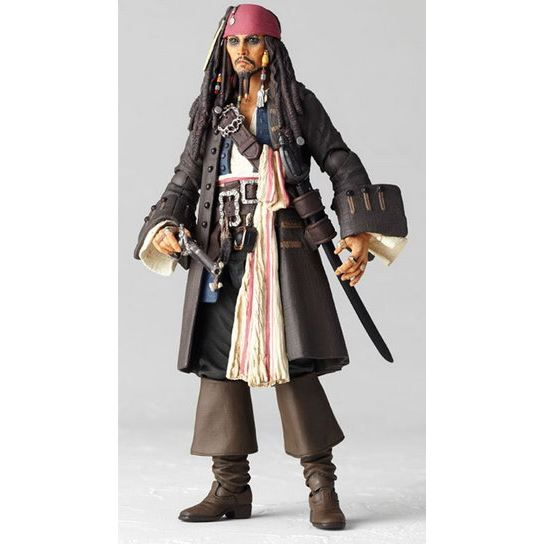 pirates des cara bes figurine jack sparrow 14cm achat. Black Bedroom Furniture Sets. Home Design Ideas