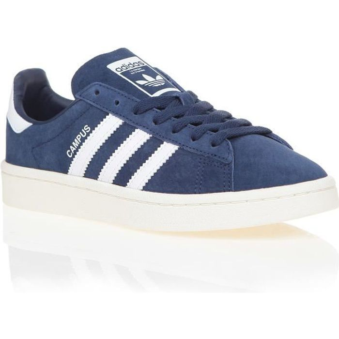 lace up in lower price with fashion Adidas campus bleu