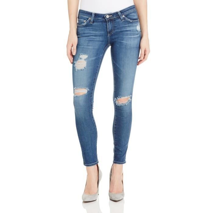 JEANS Ag Adriano Goldschmied Women's Legging Ankle Jean