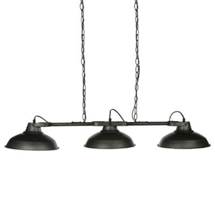 lampe suspension metal de 3 tetes etain l 107 x Résultat Supérieur 15 Superbe Lampe Suspension Metal Photos 2017 Iqt4
