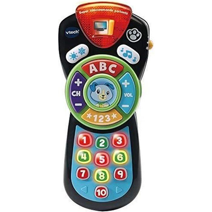 TABLE JOUET D'ACTIVITÉ VTECH BABY - Super télécommande parlante