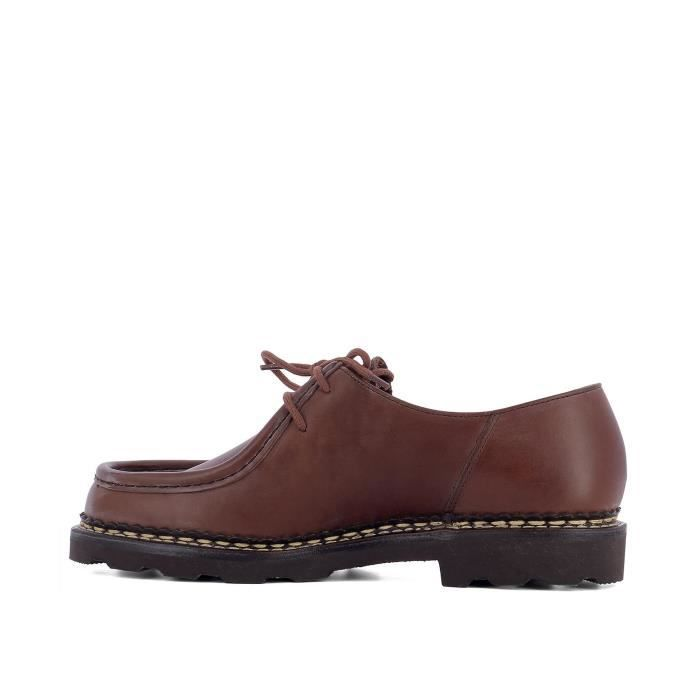 PARABOOT MARRON 715603 BOTTINES CUIR HOMME 4wrPnCq4